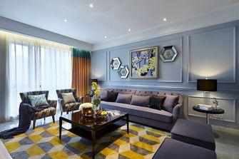 10-15万90平米三室两厅欧式风格客厅欣赏图