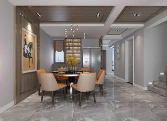 豪华型140平米四室三厅轻奢风格餐厅效果图