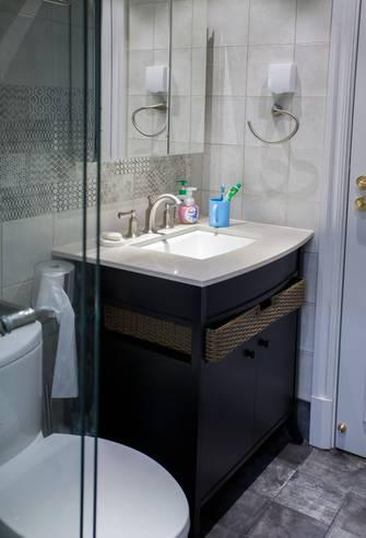豪华型140平米四室两厅美式风格卫生间装修案例