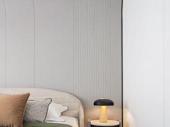 70平米一居室现代简约风格卧室图