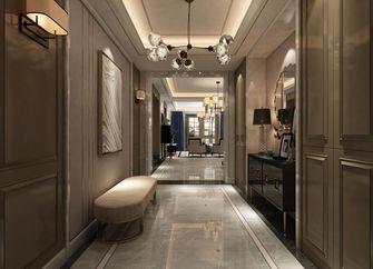 豪华型三室两厅中式风格走廊图