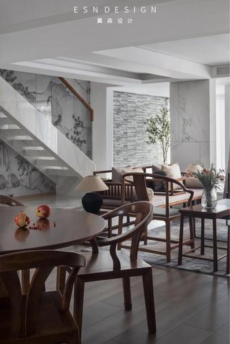 豪华型140平米四室三厅中式风格厨房装修案例