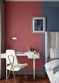 富裕型130平米一室一厅现代简约风格梳妆台装修图片大全