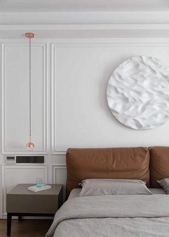 经济型110平米三室三厅混搭风格卧室效果图