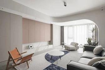 10-15万120平米三现代简约风格客厅设计图