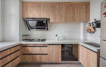 豪华型120平米四室两厅北欧风格厨房装修效果图