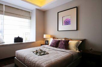 80平米美式风格卧室装修图片大全