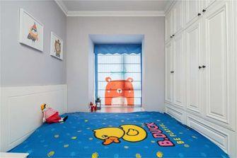 15-20万100平米三室两厅北欧风格青少年房设计图