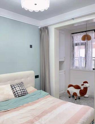 经济型90平米三室两厅轻奢风格卧室图