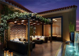 90平米别墅欧式风格阳台装修效果图