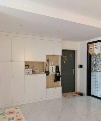 经济型100平米三室一厅田园风格客厅装修案例