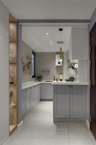5-10万60平米一室一厅北欧风格厨房效果图