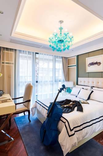 140平米四法式风格卧室效果图
