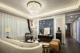 经济型110平米三室一厅港式风格客厅图