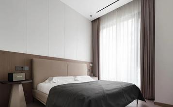 富裕型110平米三现代简约风格卧室装修图片大全