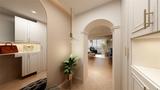 富裕型110平米三室两厅欧式风格衣帽间装修图片大全