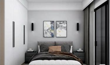 10-15万140平米四室一厅现代简约风格卧室图片