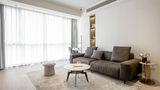 富裕型110平米三现代简约风格客厅效果图
