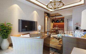 豪华型80平米东南亚风格客厅图片大全