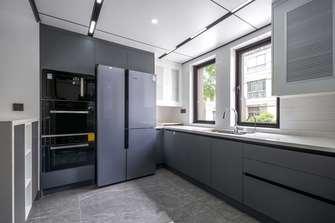140平米别墅轻奢风格厨房设计图