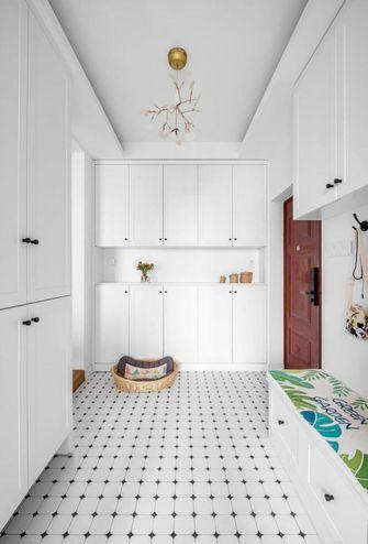 富裕型120平米三室两厅现代简约风格走廊效果图