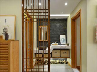 富裕型120平米三室两厅混搭风格玄关装修案例