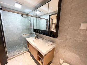 10-15万一室两厅轻奢风格卫生间设计图