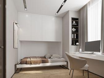 豪华型120平米三室一厅现代简约风格书房装修效果图