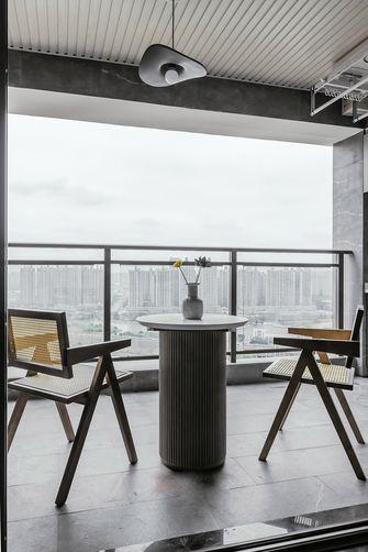 豪华型140平米现代简约风格阳台欣赏图