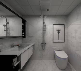 30平米小户型北欧风格卫生间装修图片大全