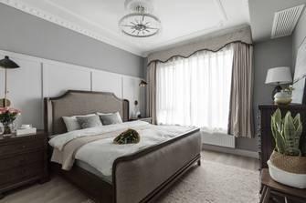 富裕型120平米四室两厅美式风格卧室装修案例