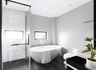 豪华型三室两厅混搭风格卫生间图片大全