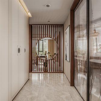 140平米中式风格走廊装修图片大全