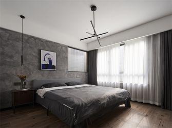 豪华型130平米三室两厅工业风风格卧室图