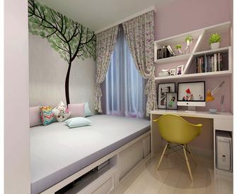 20万以上140平米复式现代简约风格青少年房装修图片大全