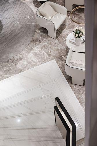 140平米现代简约风格楼梯间图片