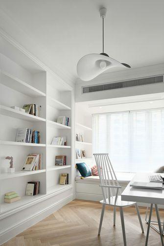 经济型100平米北欧风格书房装修效果图