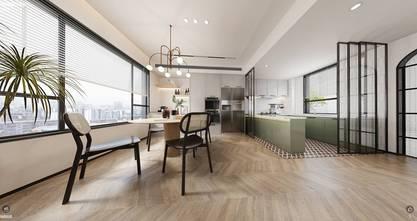 豪华型140平米别墅法式风格客厅欣赏图