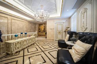 豪华型140平米复式新古典风格其他区域装修效果图