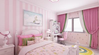 豪华型140平米四室两厅欧式风格卧室装修案例