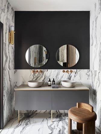 富裕型80平米法式风格卫生间装修案例