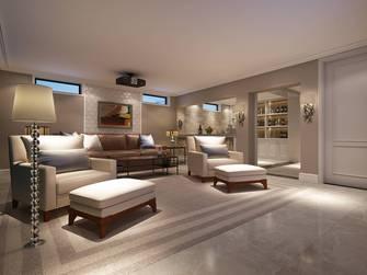 豪华型140平米别墅欧式风格储藏室图片大全