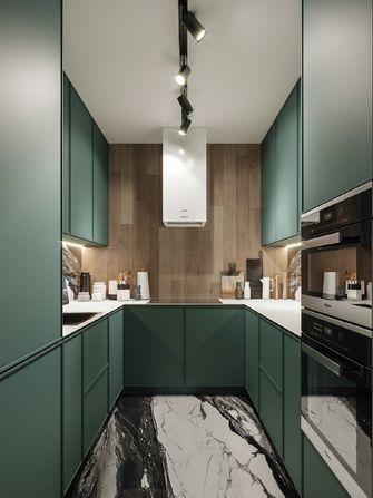 富裕型140平米四室两厅轻奢风格厨房图片大全