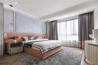 140平米四室两厅法式风格卧室图片大全