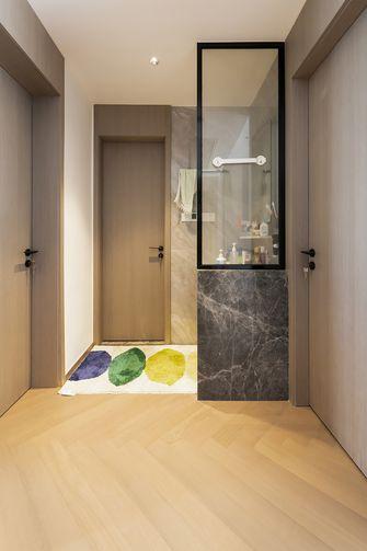 豪华型90平米三室两厅混搭风格玄关图片大全