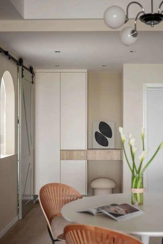5-10万120平米三室一厅北欧风格餐厅欣赏图