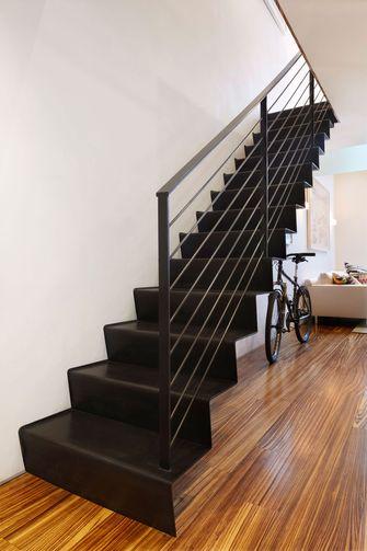 经济型30平米小户型北欧风格楼梯间装修案例