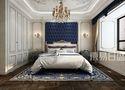 富裕型140平米四室两厅欧式风格卧室装修案例