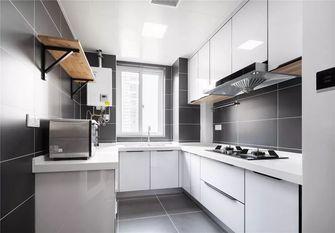 140平米四室一厅北欧风格厨房图片大全