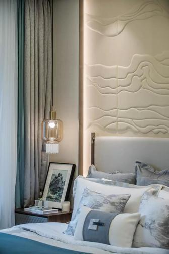 3-5万90平米中式风格卧室图